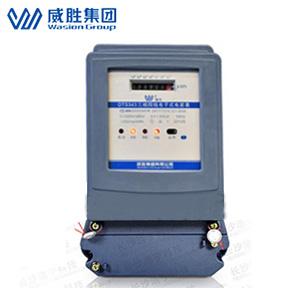 威胜三相电能表  产品型号:dts343-1