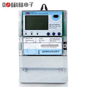 深圳科陆dssd718三相三线多功能电能表