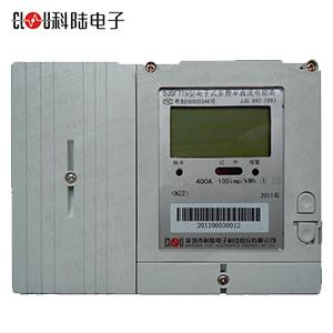 深圳科陆djsf719-nz2单相直流电能表