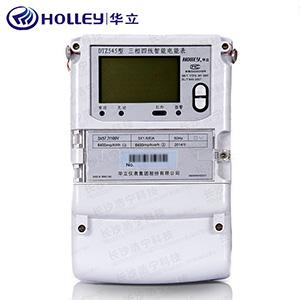 杭州华立dtz545三相四线智能电能表