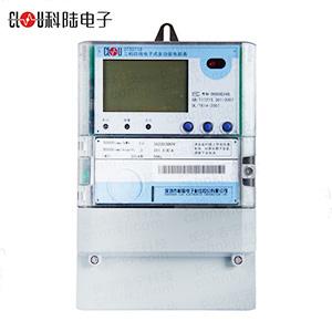 科陆DTSD718主要特点   深圳科陆DTSD718三相四线多功能电能表是新一代科陆多功能电能表,其性能稳定、功能丰富、抗干扰能力强,在操作便捷、数据安全方面进行了精心设计。其采用了全密封的结构及外壳,可以满足严酷的高低温交变湿热环境应用。电池盒与编程按键可以分别进行铅封,便于供电部门的管理。   适用场所   主要适用于需要高可靠性电能计量需求的发电厂、变电站、计量关口和各类企事业单位。   技术参数