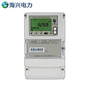 杭州海兴dtzy208三相四线远程费控智能电能表
