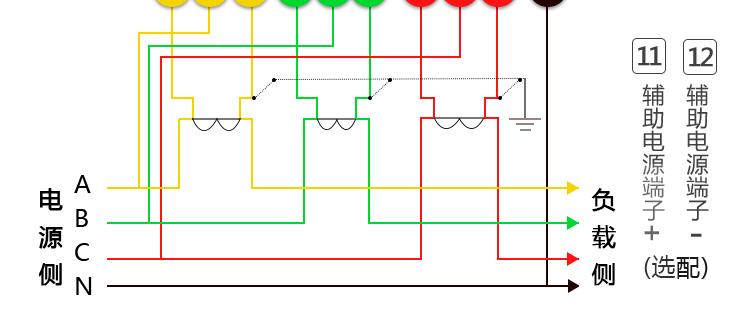 产品中心 杭州华立仪表 华立三相电能表