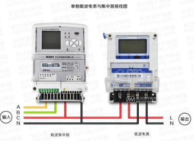 威胜单相电子式电表dds102与威胜集中器接线时有哪些不同?